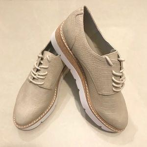 Steve Madden Wrenley Wedge Platform Oxford Shoes